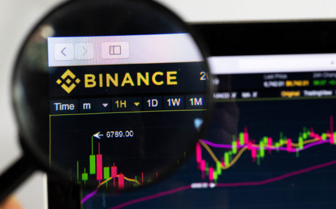 Courtier en ligne Binance